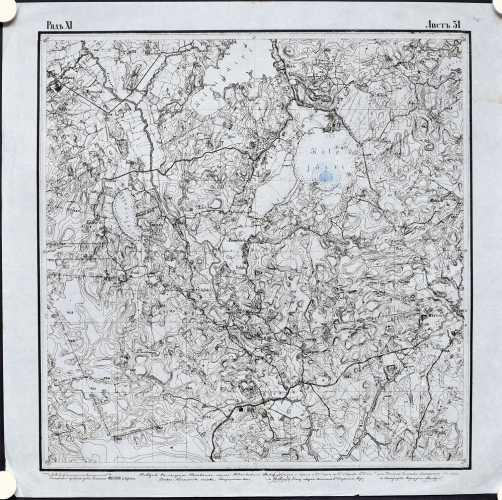 Mäntsälä (Topografinen kartta 1:21.000 nro XI/31)