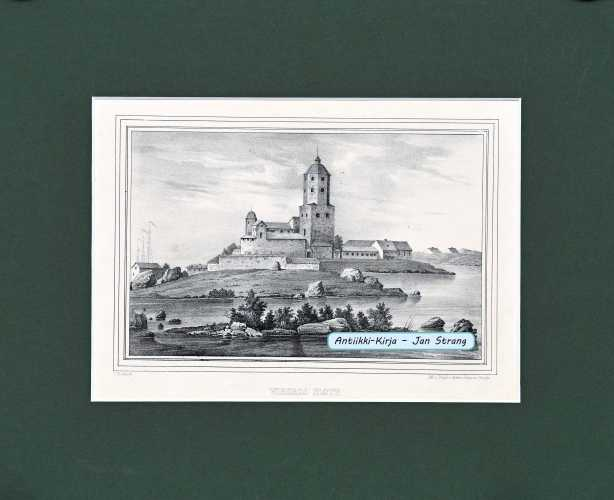 FORSTÉN, T. Wiborgs slott (Viipurin linna)