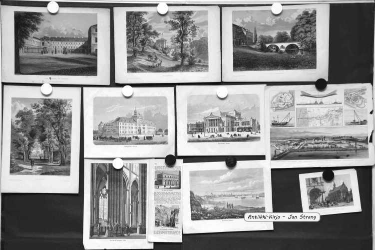 Saksa - 1800-luvun grafiikkaa (69 kuvaa)