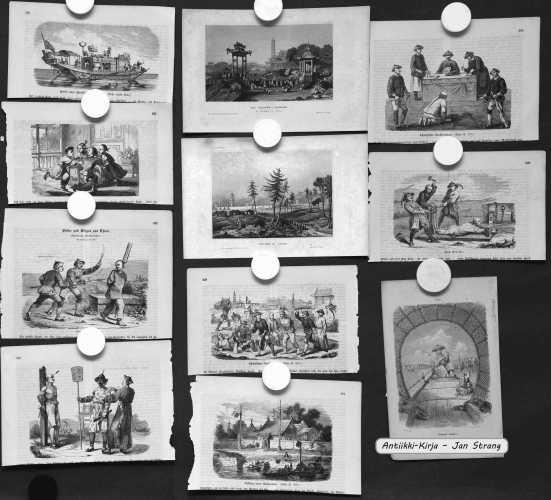 Kiina ja Kaakkois-Aasia - 1800-luvun grafiikkaa (27 kuvaa)