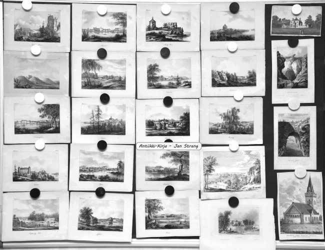Ruotsi - 1800-luvun grafiikkaa (67 kuvaa)