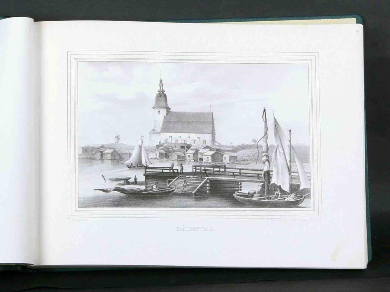 La Finland Pittoresque.  Das Malerische Finland. 1853