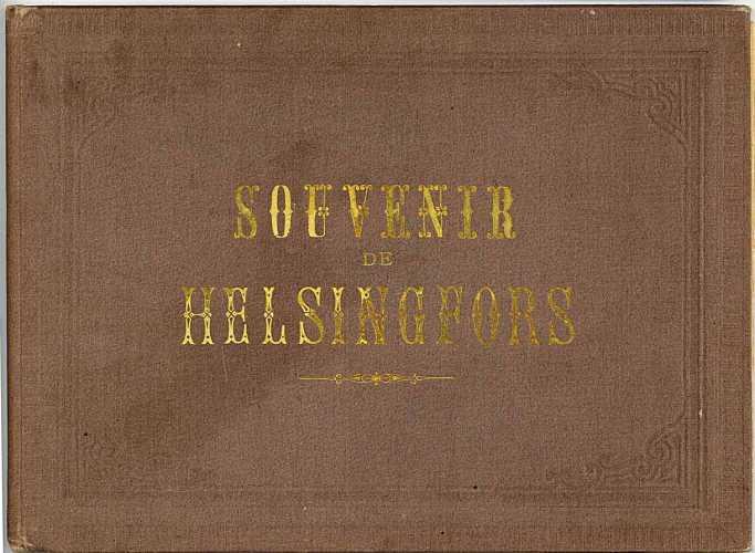 Helsingin muisto. 1877