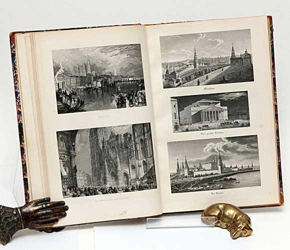 Bilder-magazin för allmänna geographien. 1838