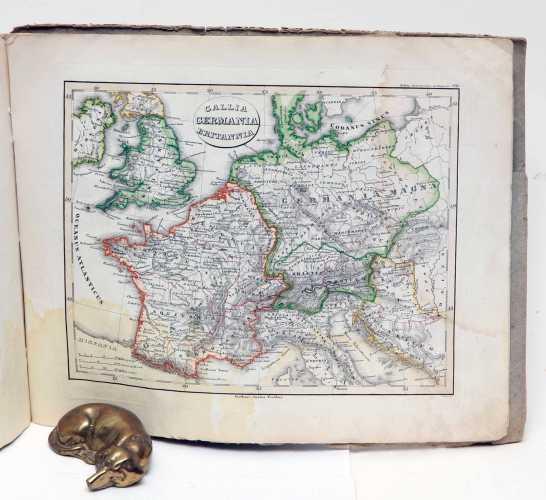 MÖLLER, J.H. Kurzer Abriss der Alten Geographie