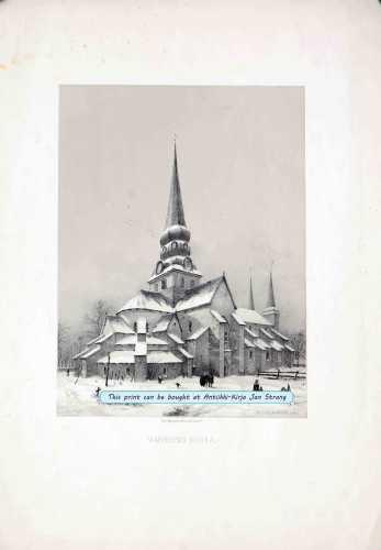 BILLMARK, C.J. Warnhems kyrka