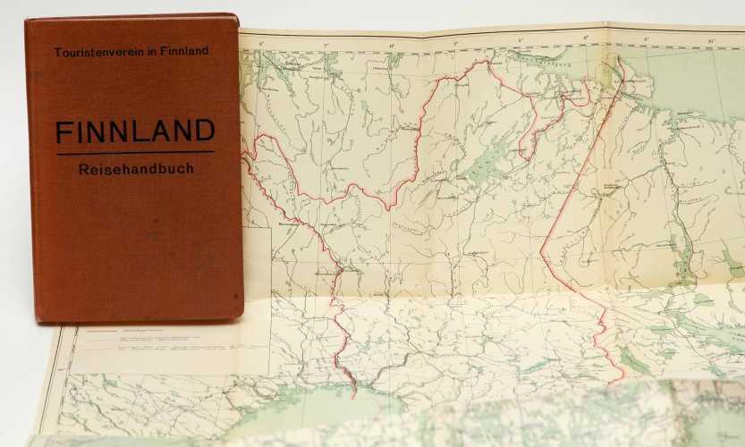 KIHLMAN, B. NUMELIN, R. Finnland. Reisehandbuch