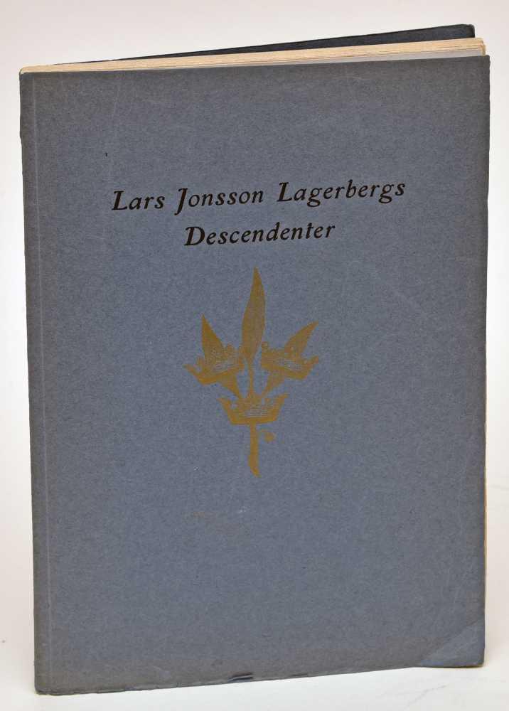 Lars Jonsson Lagerbergs descenter.