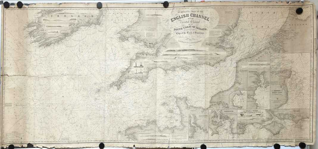 Wilson, C. An Improved Chart of the English Channel