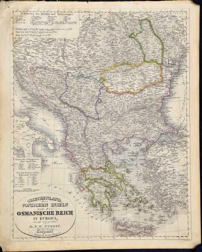 Streit, F.W. Griechenland