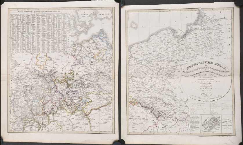 Streit, F.W. Der Preussische Staat