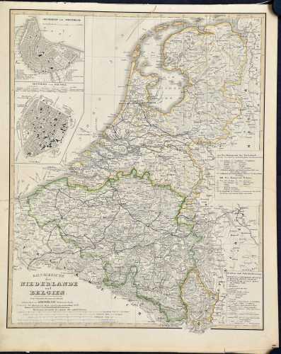 Köhler, A.H. Königreiche der Nederlande und Belgien