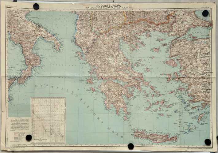 Südosteuropa : Donauraum und Balkanhalbinsel
