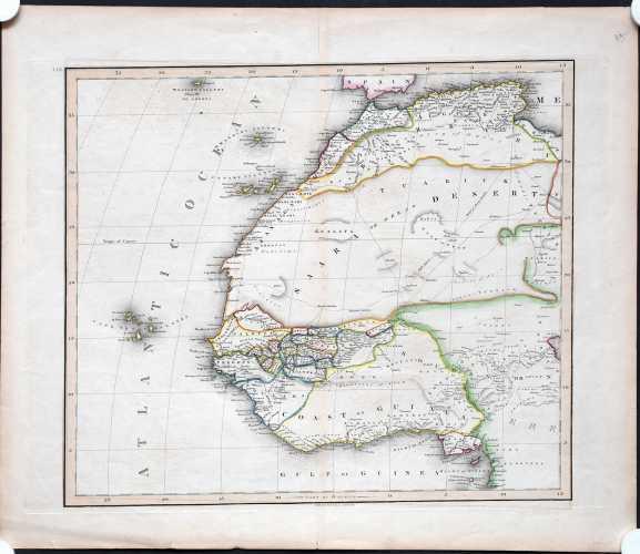 Lisars, H.W. Länsi-Afrikka