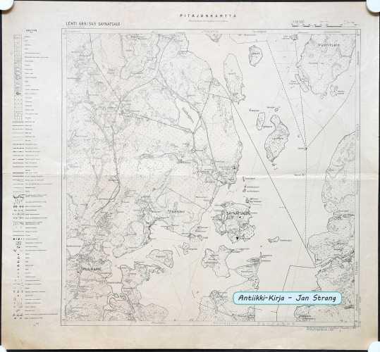 Vantaa vanhat kartat