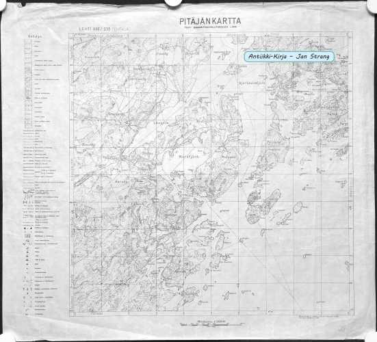 Pentala (Pitäjänkartta  203211)