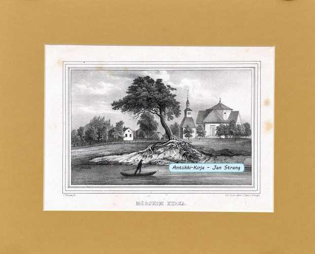 KNUTSON, J. Mörskom kyrka
