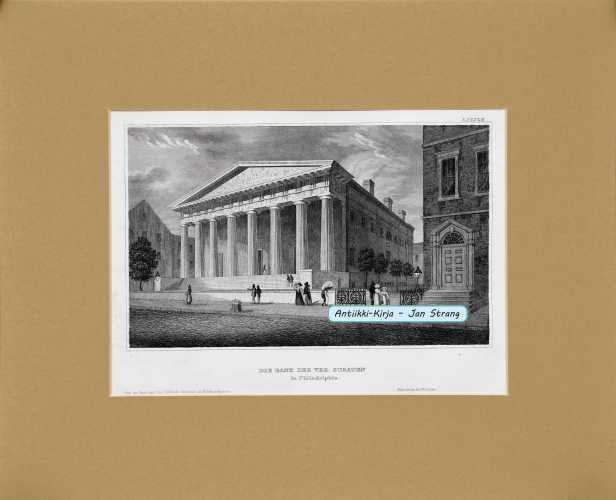 Der Bank der Ver. Staaten in Philadelphia