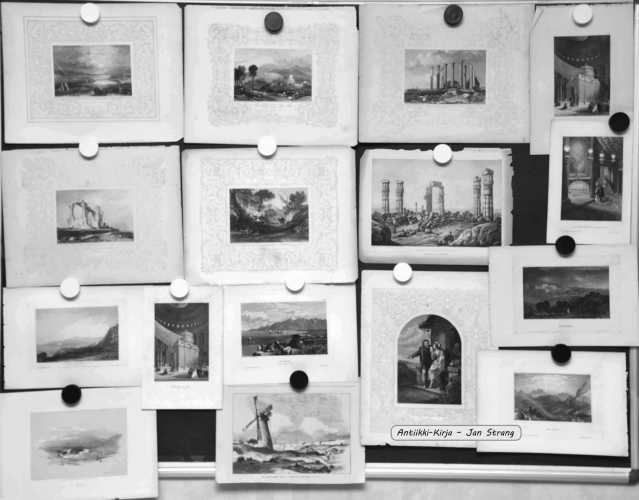 Lähi-itä - 1800-luvun grafiikkaa (23 kuvaa)