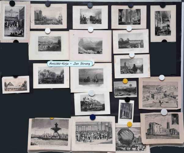 Ranska - 1800-luvun grafiikkaa (20 kuvaa)
