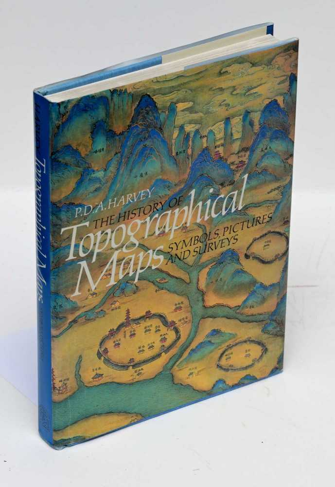 Harvey, P.D.A. The History of Topographical Maps
