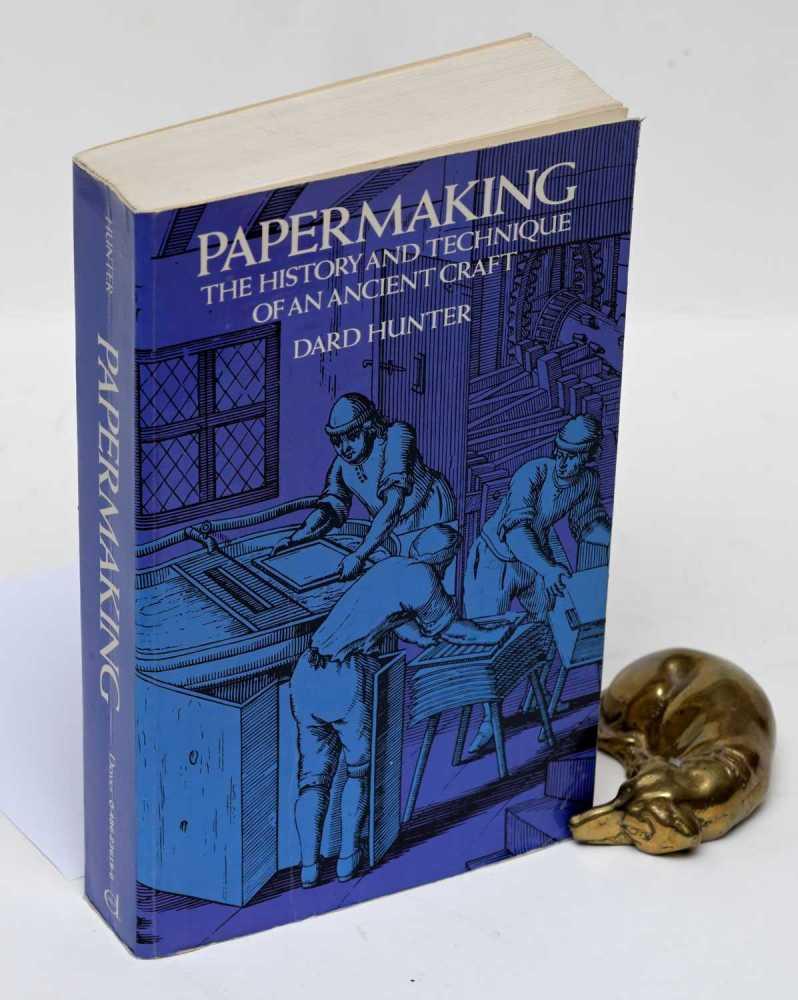 Hunter, Dard. Papermaking