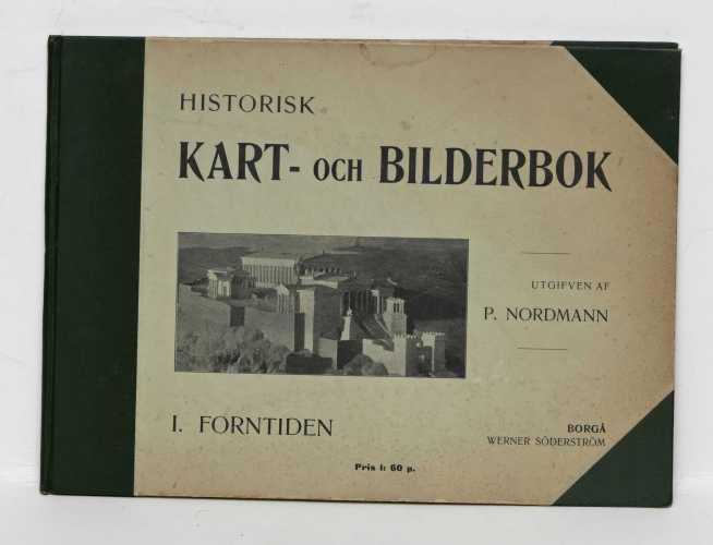 Nordman, P. (utgiv). Historisk kart- och bilderbok