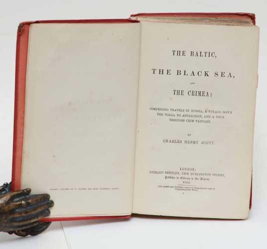 SCOTT, C. H. The Baltic, the Black Sea and the Crimea. 1854
