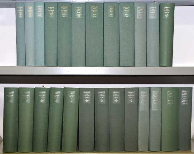 Jahrbuch der Auktionspreise für Bûcher, Handschriften und Autographen