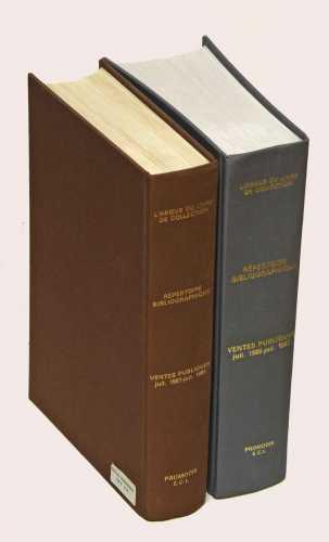 L'Argus du livre de collection