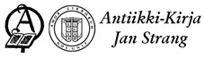 Antiikki-Kirja Jan Strang