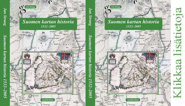 Strang, Jan. Suomen kartan historia 1532-2005